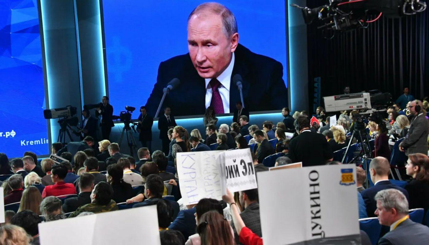 Почему в России до сих пор нет закона против «фейков»?