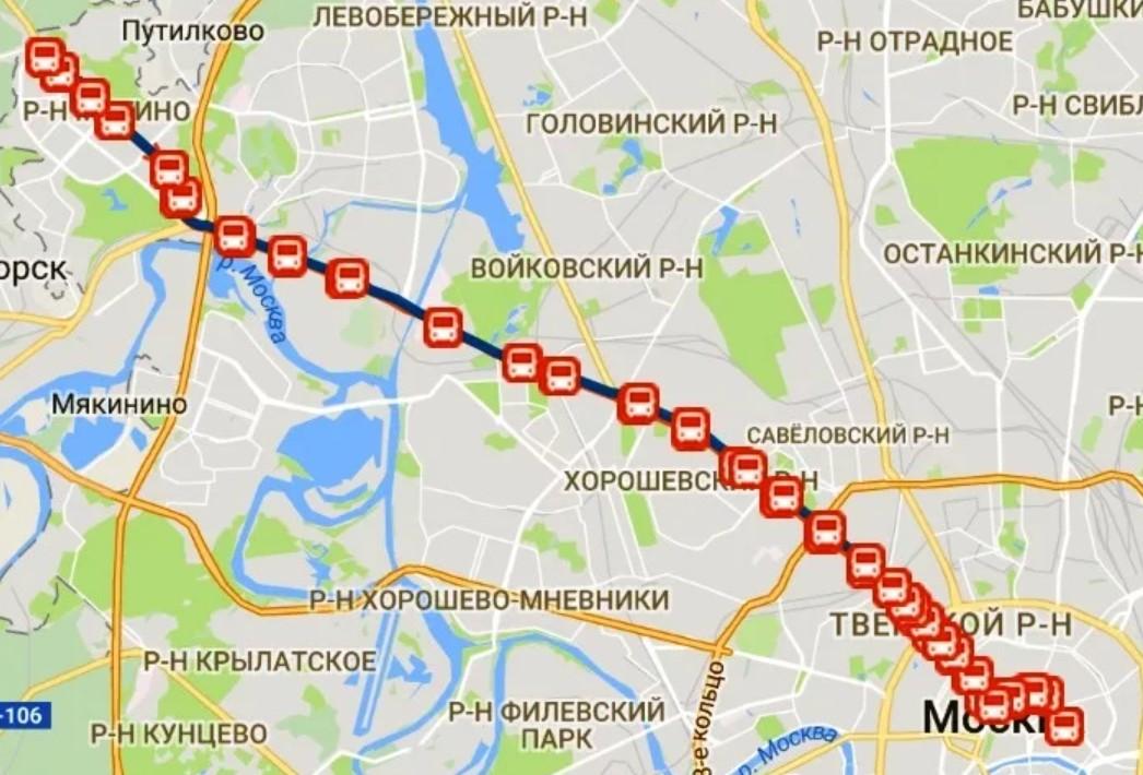 Будет ли метро в Путилково и когда его построят? Схема метро в Московской области.