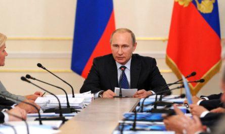 Путин: все образовательные проекты должны идти только через Минпросвещения. Фильтр для всех образовательных программ.