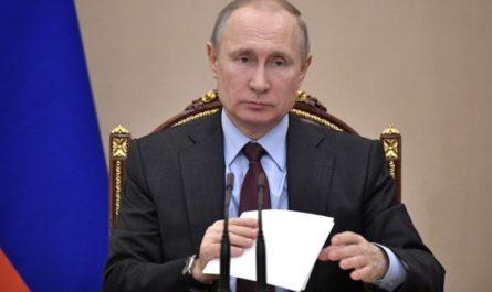 Путин подписал Указ о назначении выборов в Госдуму в сентябре 2021 года. Определены все главные политические партии.