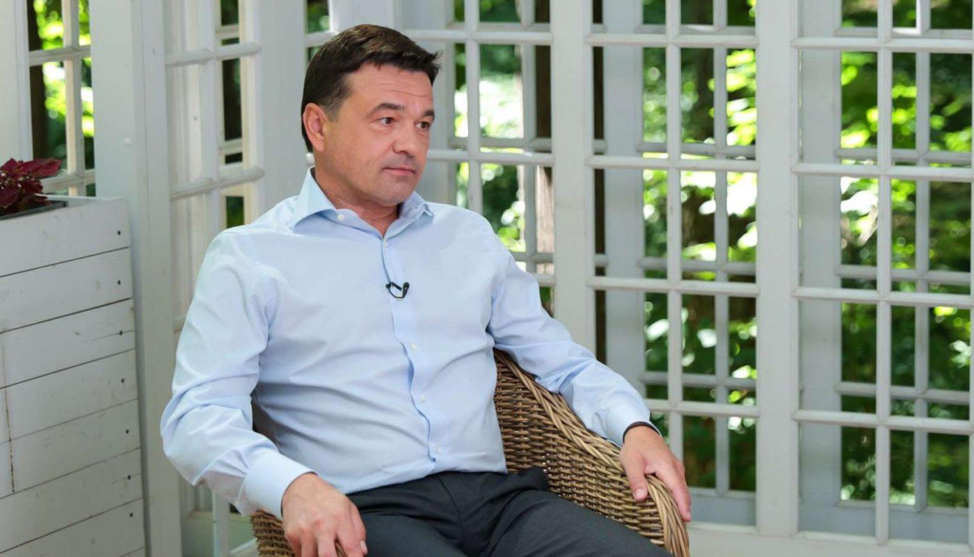 Губернатор Андрей Юрьевич Воробьев оценил ситуацию с коронавирусом в Московской области как опасную