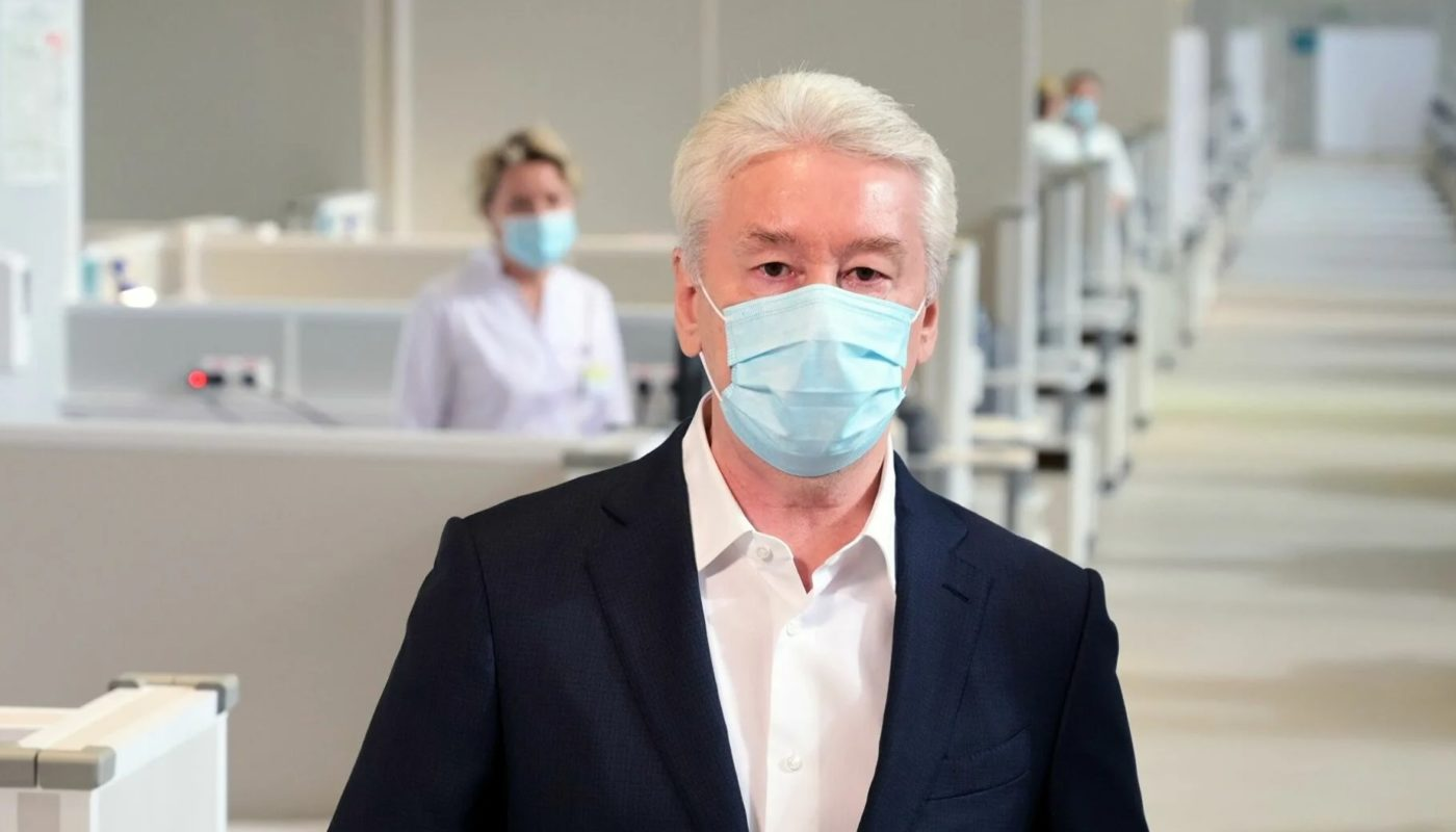 Мэр Москвы Сергей Собянин: как будет работать общепит в период ограничений из-за коронавируса.