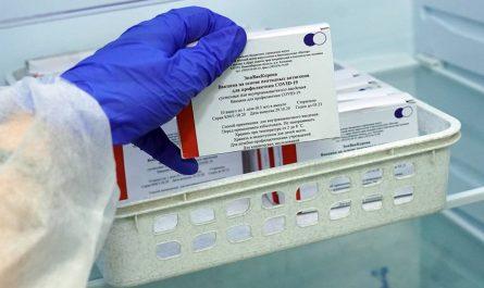 Вакцина ЭпиВакКорона - где в Химках можно сделать прививку уже сегодня?