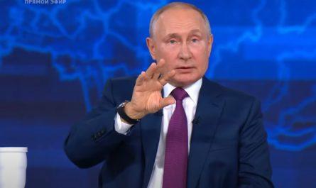 Президент России пообещал гражданам выплаты на детей дошкольников в возрасте 6 лет