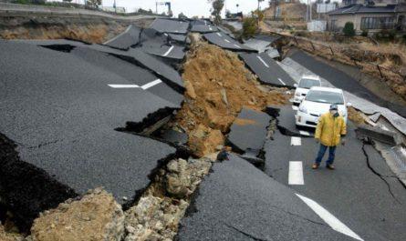 Землетрясение на Аляске произошло магнитудой 8,2. Власти США предупредили жителей о возможном цунами.