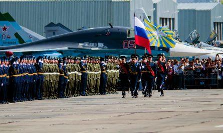 День ВВС (День Военно-воздушных сил) 12 августа 2021 года